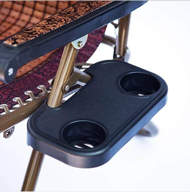 Portable Folding Camping Picnic Outdoor Beach Garden Chairside Tray For Drink