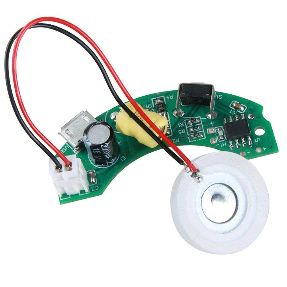 Oxidation Resistant Large Spray Circuit Stable Ultra Fine Accessory Low Power Ultrasonic Electronic Easy Install Humidifier Driver Board