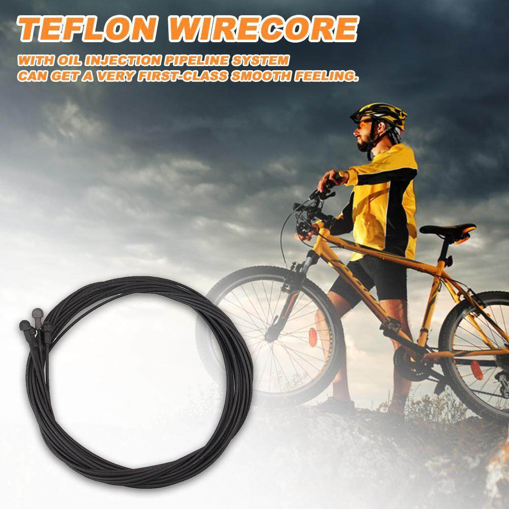 Bike road Bicycle Brake Shift Cable Rear Derailleur Wire Teflon Coated