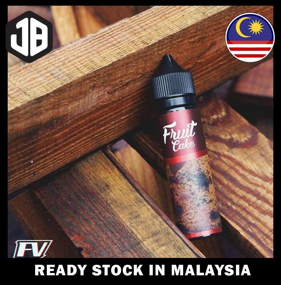 Fruit Cake 60ML Ejuice Creamy For VAPE E-cigs Mod Ready Stock Cheap Murah Malaysia