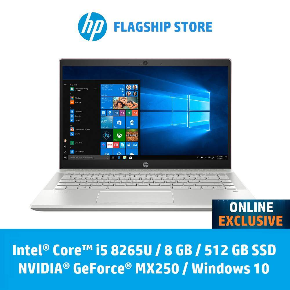 HP Pavilion 14-ce2089tx Laptop **ONLINE EXCLUSIVE**  [FREE Delivery & Backpack]  [FREE REDEMPTION: 1-year Subscription of MS Office 365 Personal worth RM269  **17th Aug till 30th Sept 2019 Only !!!**] Malaysia