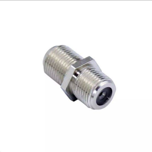 F Connector joint RG6 Cable Coaxial Plug Socket Astro Antenna