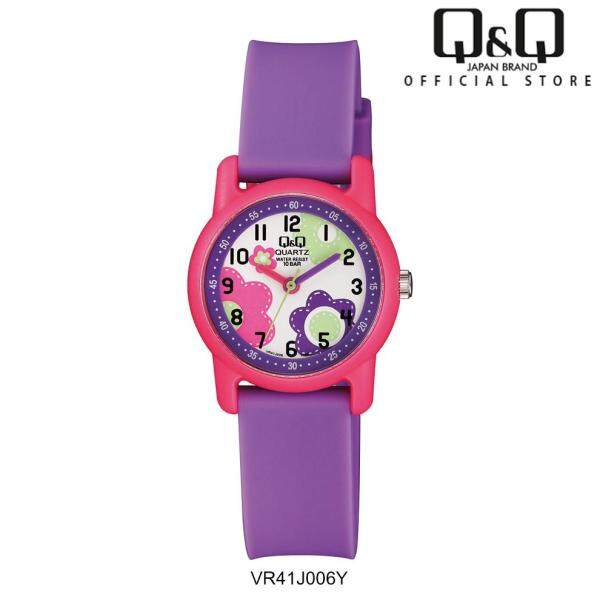 Q&Q Japan by Citizen VR41 Resin Series Kids Fashion Watch Malaysia