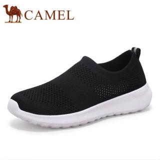 Cameljeans Giày slip on lưới thoáng khí dành cho nữ thích hợp đi bộ đường dài thumbnail