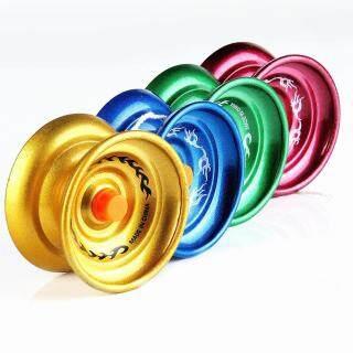 Đồ chơi yoyo quay tốc độ cao chất liệu hợp kim dùng làm quà tặng cho trẻ em - INTL thumbnail
