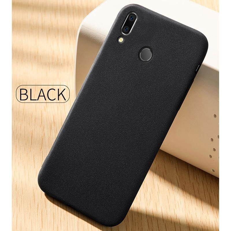 UPaitou Matte TPU Case for OPPO Realme 3 Soft Silicon Matte Cases Anti Fingerprint Back Shell