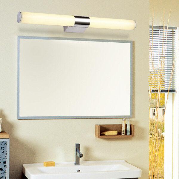 Bảng giá Mdzz Gương Mặt Trước Phòng Tắm Tinh Thần Đèn LED Cố Định Đèn Tường Nhà Vệ Sinh Acrylic Hiện Đại Đèn Led Cho Phòng