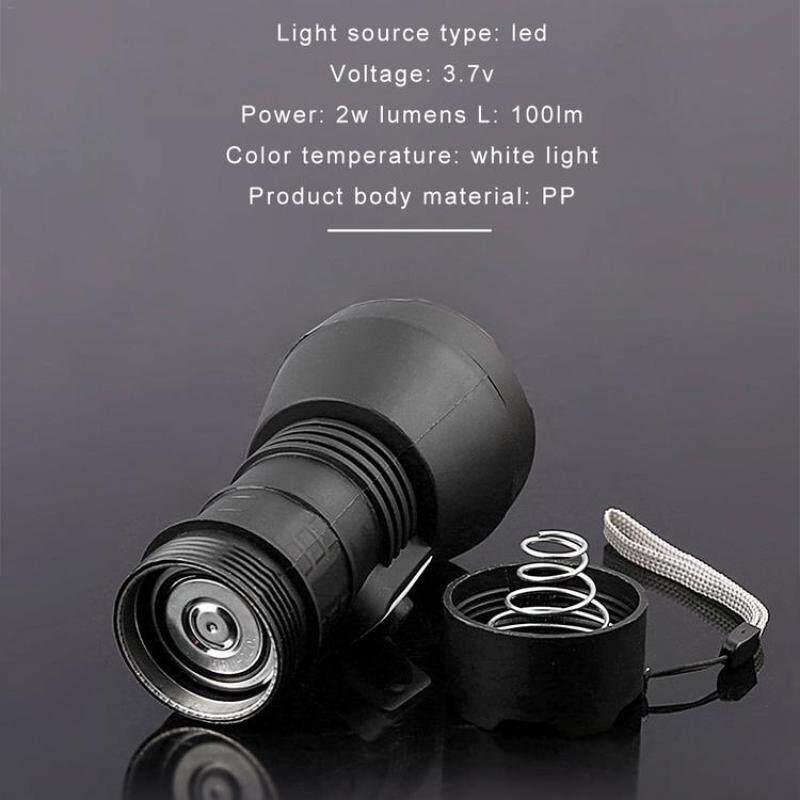 Đèn Pin LED Chiếu Sáng Du Lịch Ngoài Trời Cầm Tay