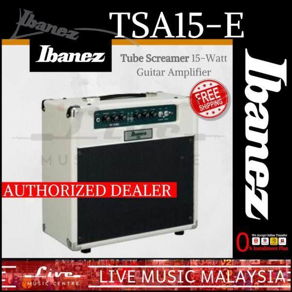 Ibanez TSA15 Tube Screamer 15-Watt Guitar Amplifier (TSA15-E) Malaysia
