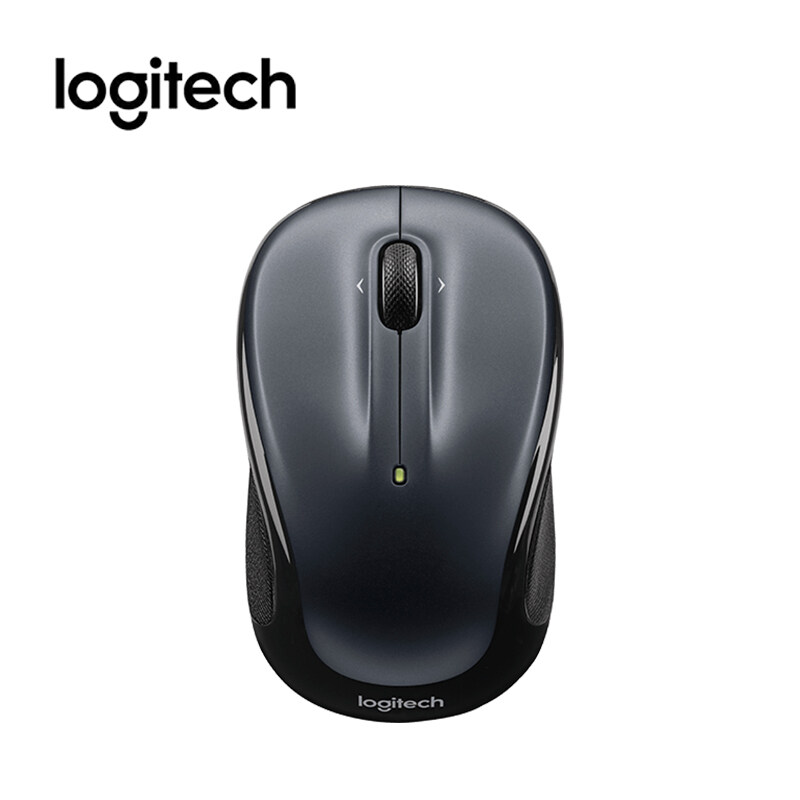 Logitech M325 Wireless Mouse 1000 DPI 2.4GHz Designed for web scrolling Malaysia