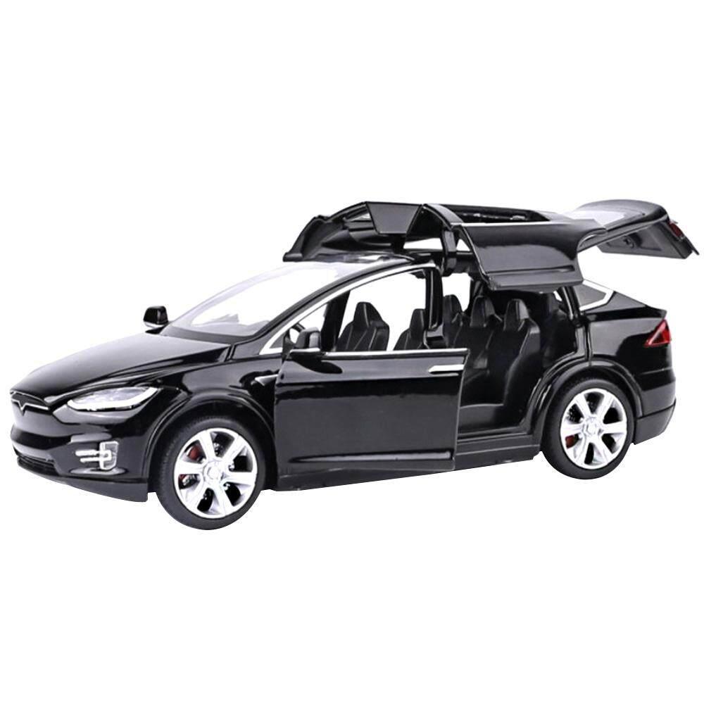 Giảm Giá Ưu Đãi Khi Mua 1:32 Mẫu Tesla Model X Hợp Kim Hình Xe Ô Tô Diecasts Đồ Chơi Kéo Lưng Xe Đồ Chơi Trẻ Em Có Âm Thanh Ánh Sáng Cho Trẻ Em Quà Tặng Cậu Bé Đồ Chơi