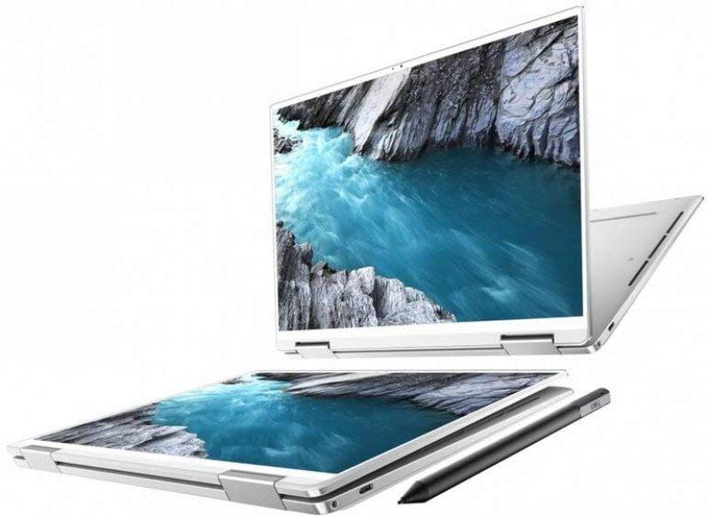 New XPS 13 2-in-1 7390 Intels 10th Gen i7-1065G7 Intel Iris Plus 13.4 FHD+ WLED Touch Display (1920 x 1200) Active Stylus Pen + Best Notebook Pen Light (512GB SSD|16GB RAM |W10 Pro) Arctic White Malaysia