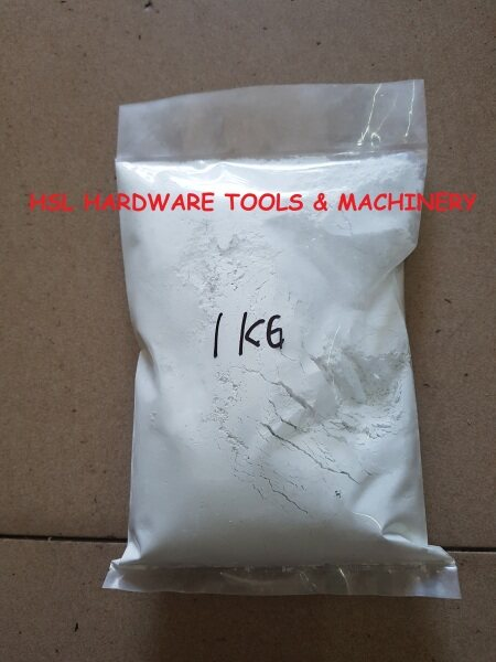 1KG PACKED WHITE CEMENT