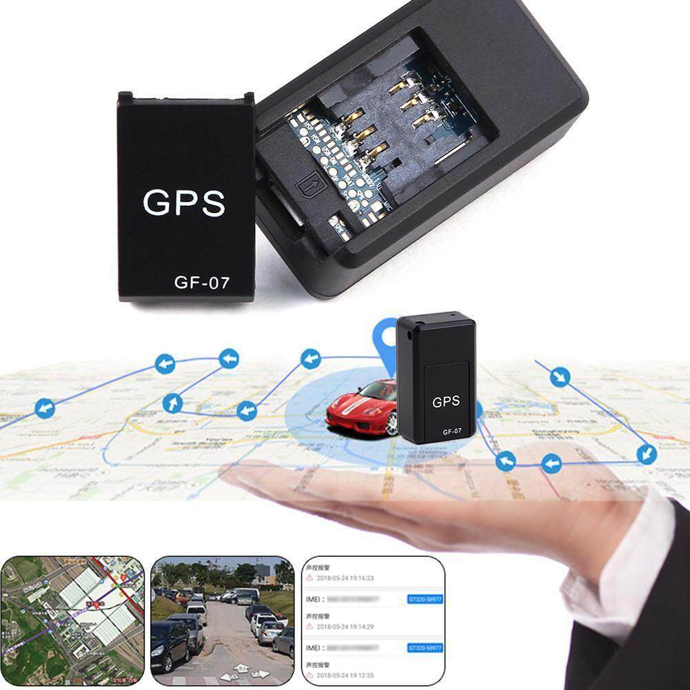【HOT sale】ONWRACE GF07 Mini Car Magnetic GPS Tracker Real-Time Portable  Anti-Lost Recording Tracking Device Locator