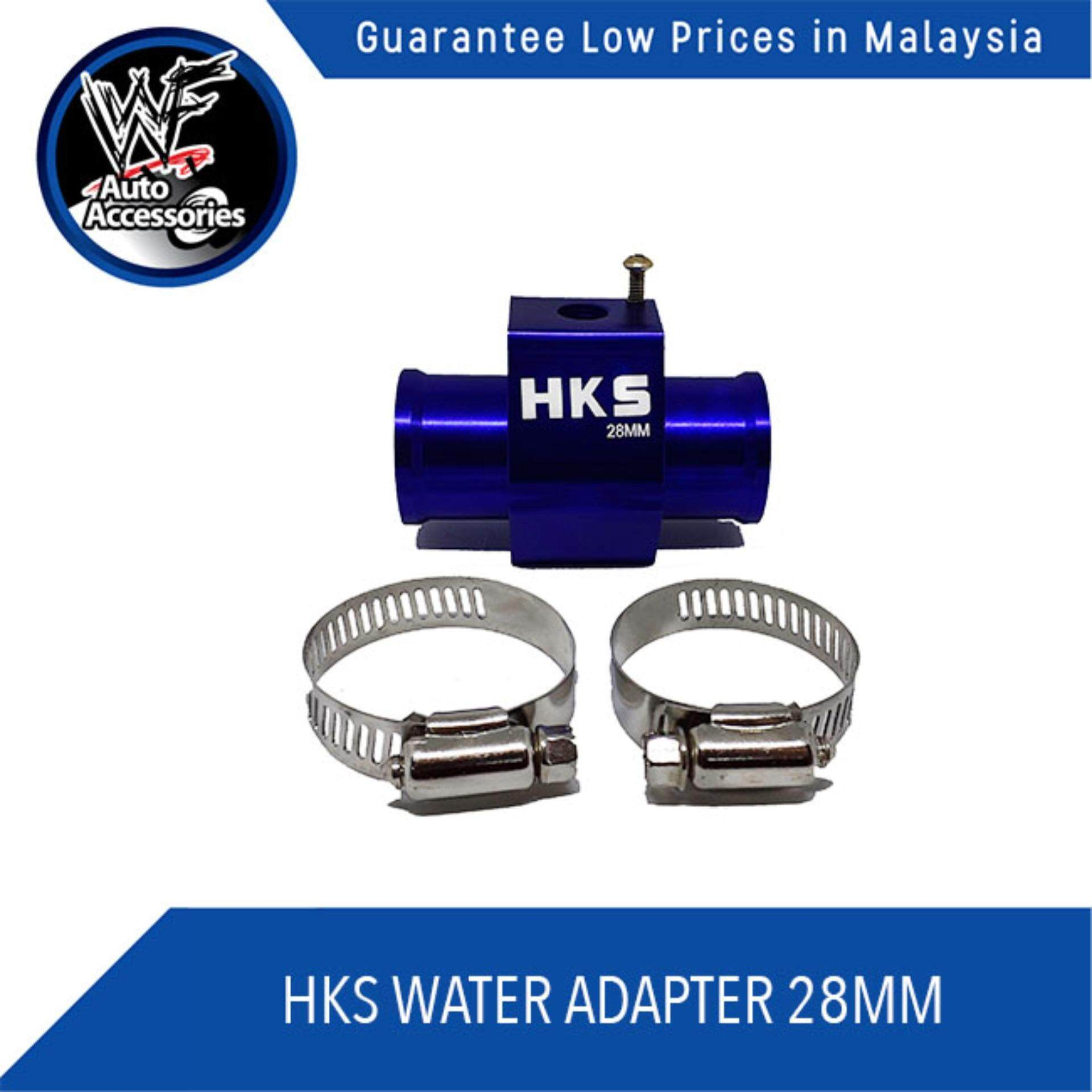 Hks Style Water Temp Adapter - 28mm By Wwf Auto Accessories Sdn Bhd.
