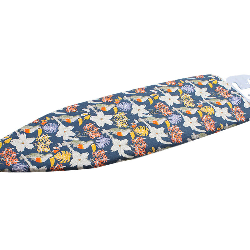 140X50cm Padded Ironing Board Cover Protective Press Mesh Iron Ultra Thick Cotton Fitted Heat Retaining Cloth Guard Protect Cùng Khuyến Mại Sốc