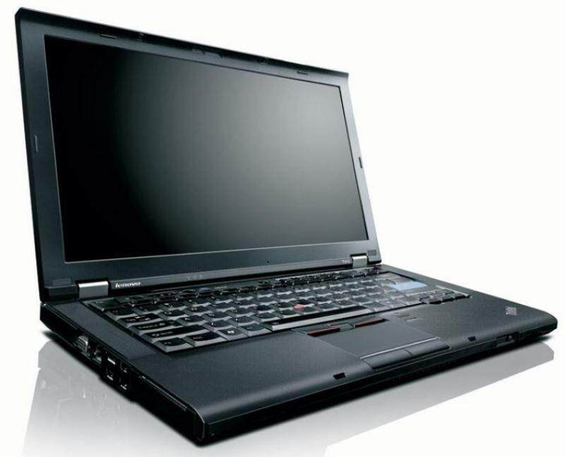 Refurbished Laptop Lenovo Thinkpad T410 / i5-1st Gen / 4GB RAM / 128GB SSD / Windows 7 / One Month Warranty Malaysia