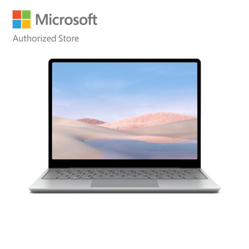 [Bundle] Microsoft Surface Laptop Go 12 I5/8/256/Fingerprint + Mobile Mouse + Microsoft 365 Personal Malaysia