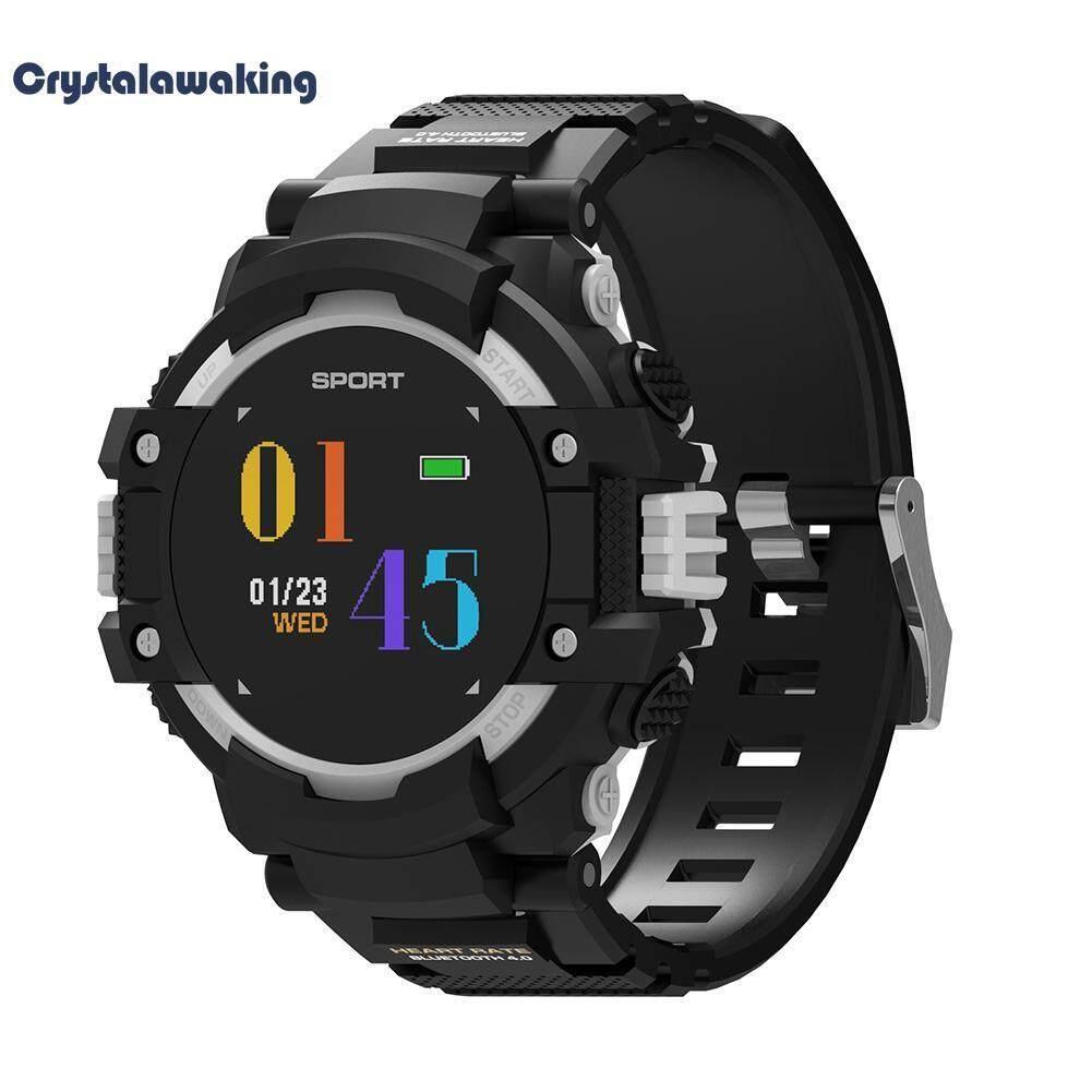 New Arrival IP67 Waterproof Temperature Barometer Altitude Heart Rate GPS Smartwatch