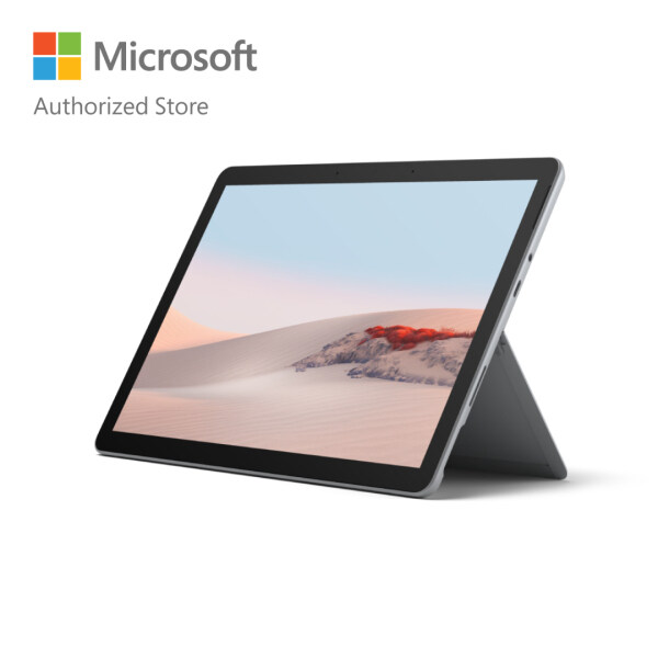 [BUNDLE] Microsoft Surface Go 2 - Platinum (Intel 4425Y/8GB/128GB) + Type Cover + Surface Mobile Mouse Malaysia