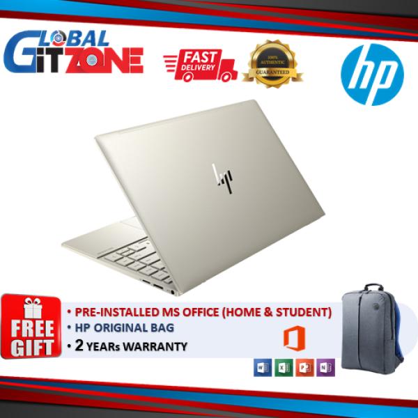 HP ENVY x360 13-bd0053TU 13.3 FHD Touch Laptop Pale Gold ( i5-1135G7, 8GB, 512GB SSD, Intel, W10, HS ) Malaysia