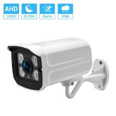 Hamrol 2MP AHD Analog High Definition Surveillance Camera 1080P Waterproof Indoor/Outdoor AHD CCTV Security Camera