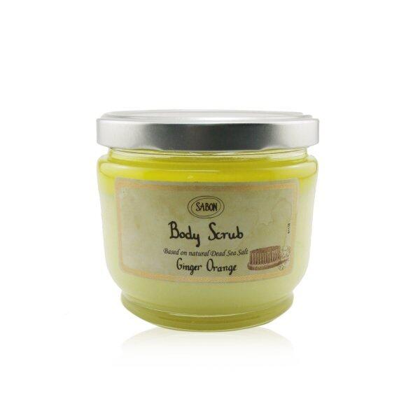 Buy SABON - Body Scrub - Ginger Orange 600g/21.2oz Singapore