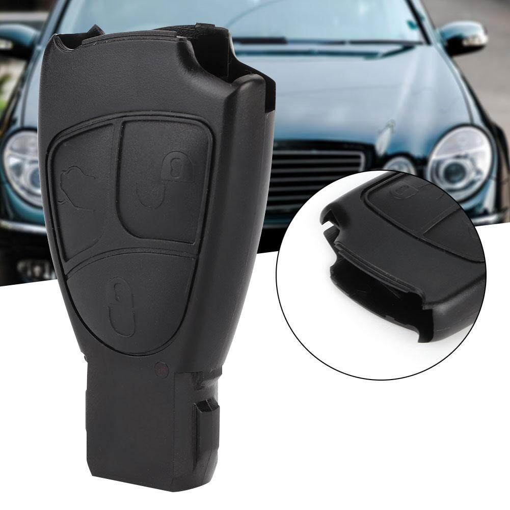 a5bff8bafb119 Car 3 Buttons Remote Control Key Case Fit For Mercedes Benz W203 W211 W204