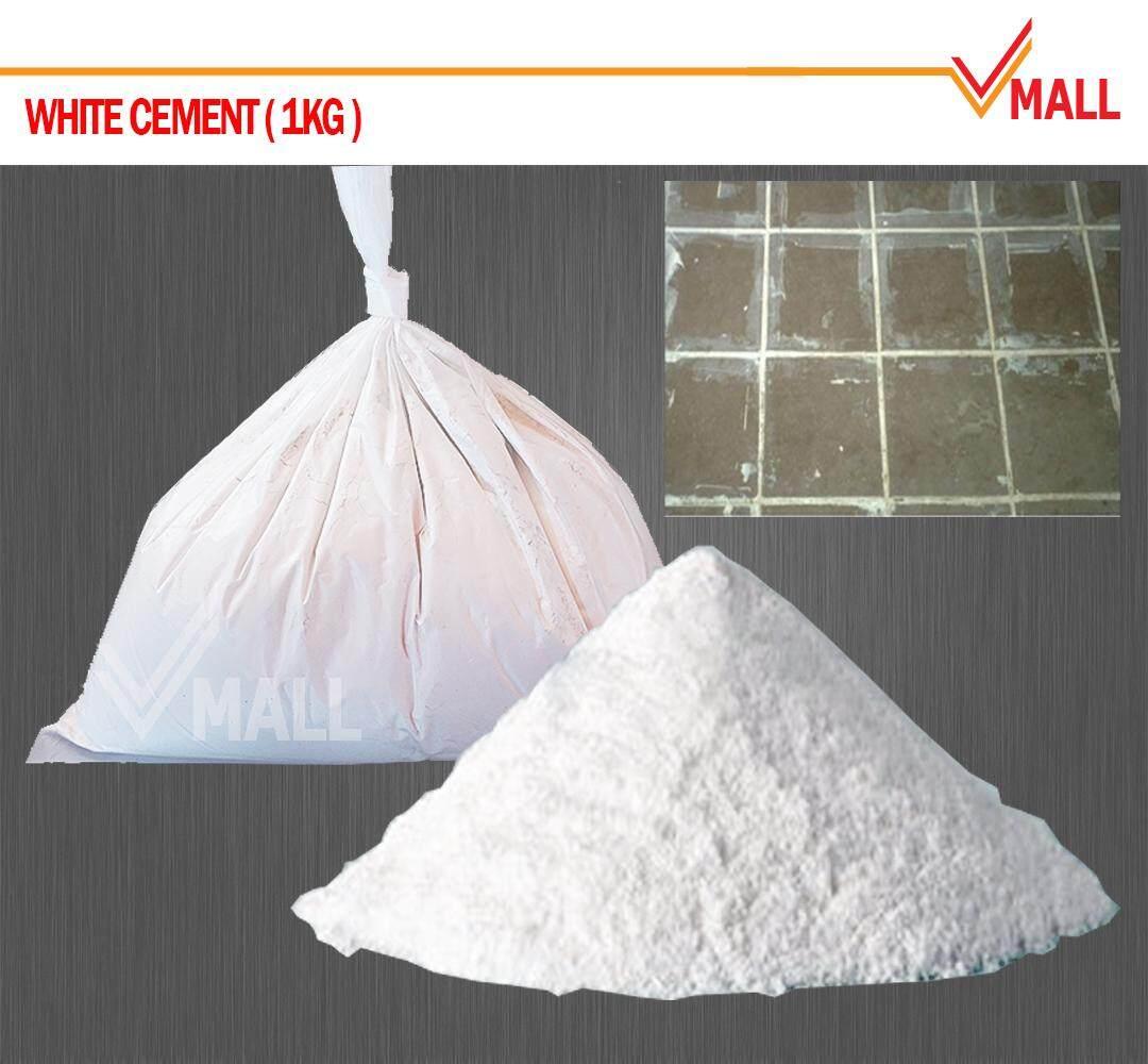 VV MALL WHITE CEMENT / SIMEN PUTIH ( 1KG )