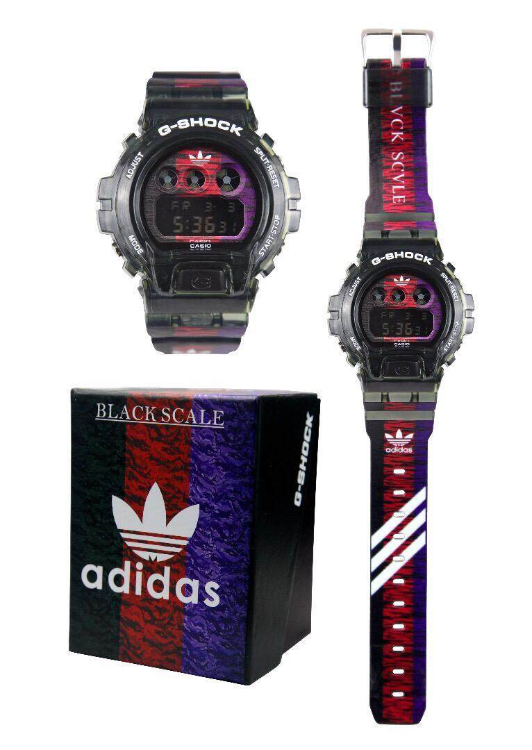 SPECIAL PROMOTION CASI0 G...SH0CK_Adidas DIGITAL WATCH FOR MEN AND WOMEN Malaysia