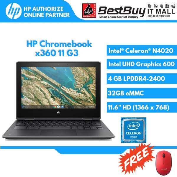 HP Chromebook x360 11 G3 EE Malaysia