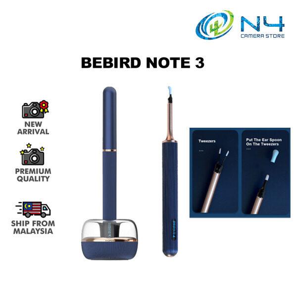 Bebird Note 3 Intelligent Visual Ear Stick 360 Degree Ear Picking Endoscope Camera Otoscope Borescope Ear Picker Tool
