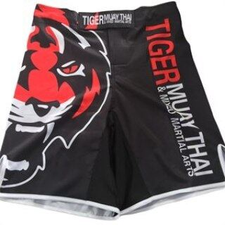 Quần SOTF Tiger Muay Thai MMA Đấm Bốc Sanda Chiến Đấu Ropa Boxeo Bermuda Đấu Vật Đấm Bốc Pantalones Cortos Mma thumbnail