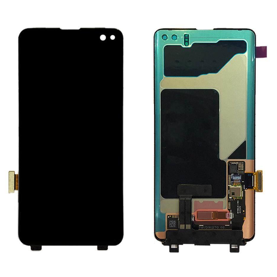 OEM untuk Samsung Galaxy S10 PLUS Layar LCD dan Digitizer Perakitan Pengganti