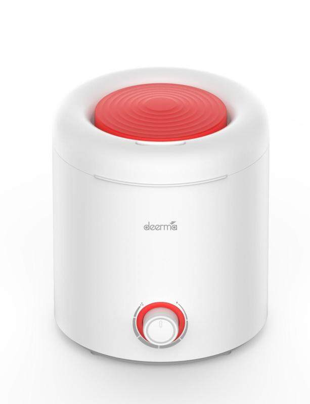DEERMA 2019 Humidifier - 2 in 1 Top Fill Ultrasonic Cool Mist Humidifier & Essential Oil Diffuser with 360° Rotatable Mist Outlet, 2.5L Water Tank, Auto Shut Off, Ajustable Mist Volume, Whisper Quiet for Home Office and More Singapore