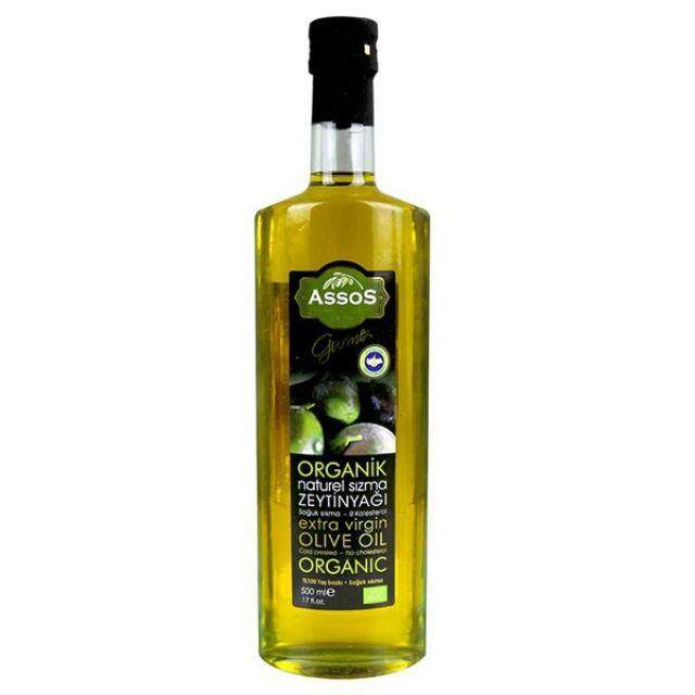 Assos 0.5% Extra Virgin Olive Oil 500ml