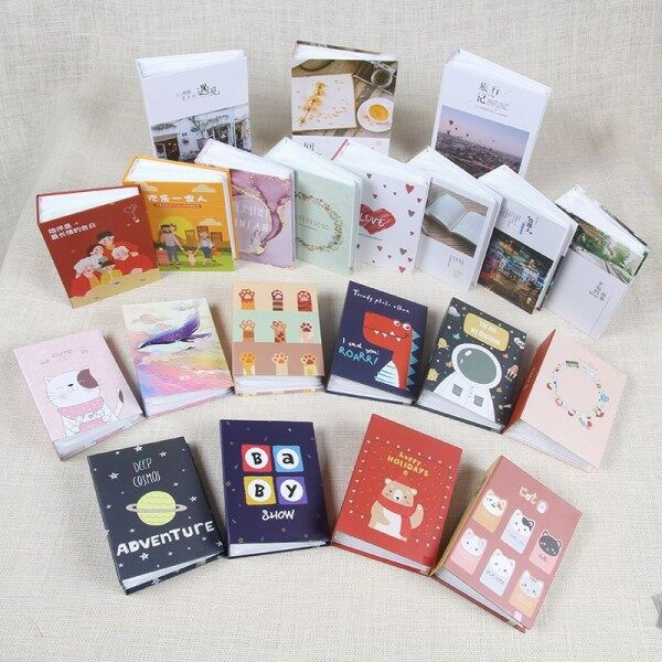 #Ready Stock# 4R 6inch Photo albums 100 pockets Cute and Full Memories Photo Album Malaysia