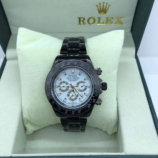 In Stock Original Limited Edition Rolexs Mechanical Watch For Men Alloy Strap Waterproof Switzerland 2020 New Malaysia
