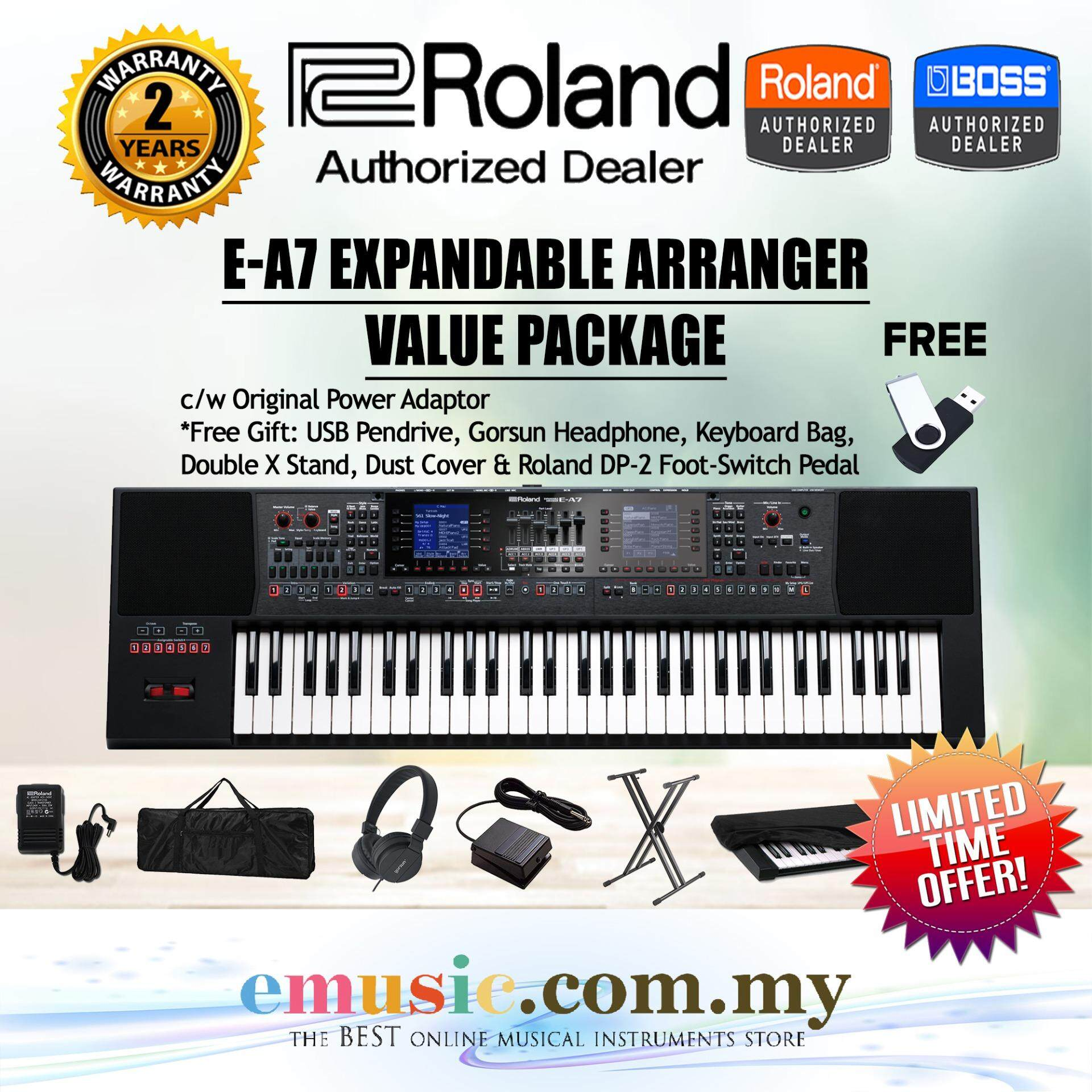 Roland Keyboards & Pianos - Portable Keyboards price in Malaysia
