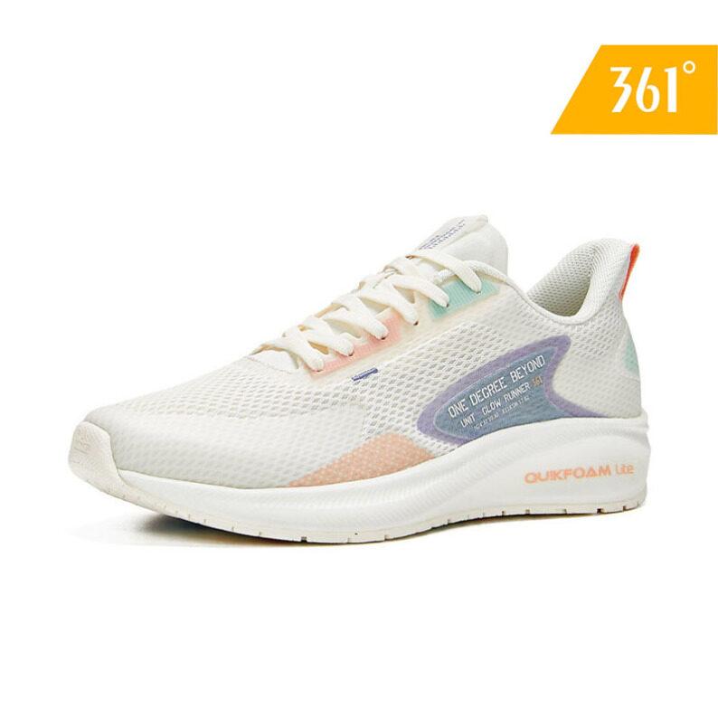 Giày Chạy Bộ Hiệu Suất 361 Độ Cho Nữ, Giày Thể Thao Thời Trang Chống Nước Chống Mài Mòn Chống Trượt 582012216 giá rẻ