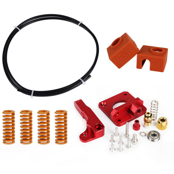 Giá for Creality Ender 3 Upgrade Kit Springs Extruder Sock Clone Tube 3D Printer Accessories