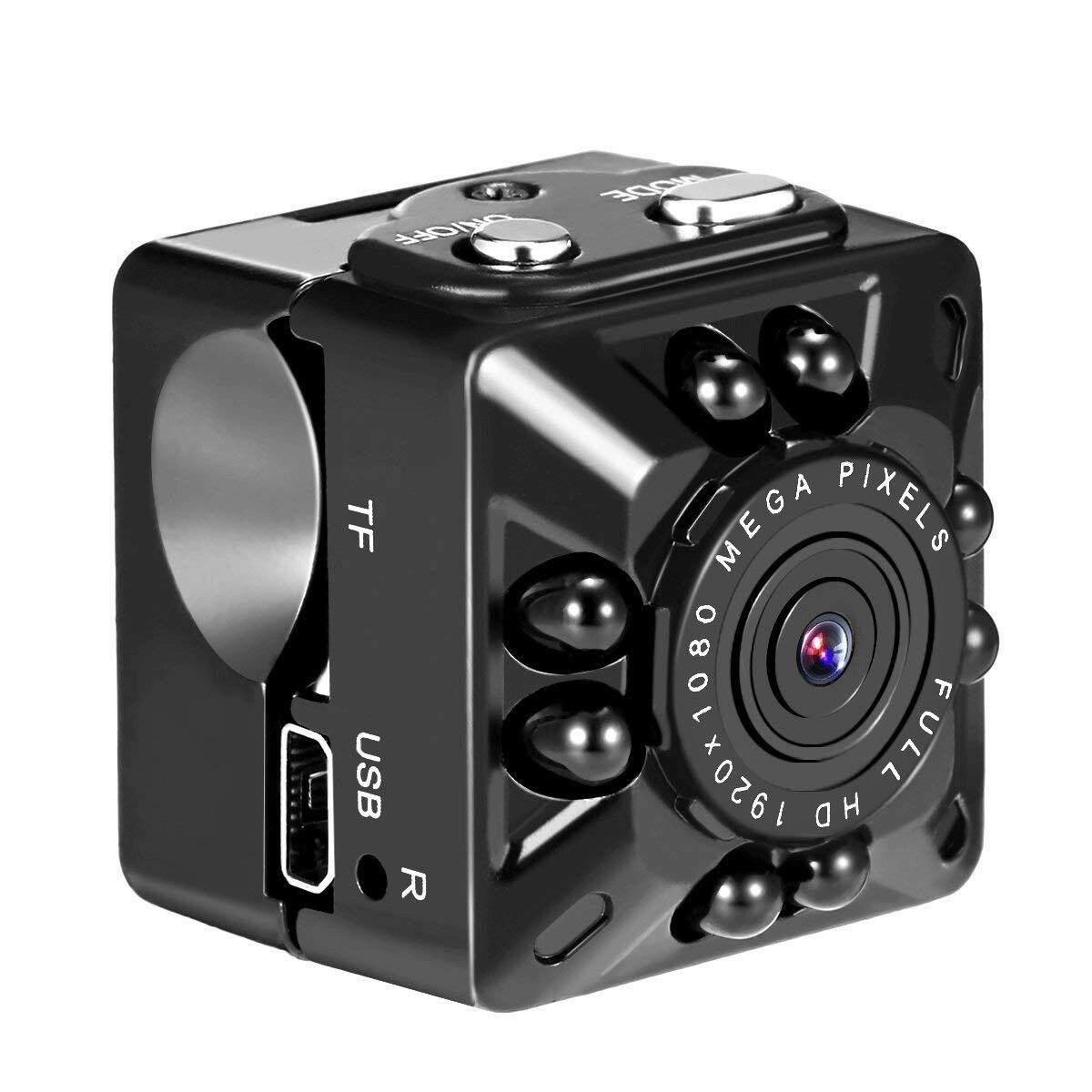 Hiqueen Kamera Keamanan Penuh Hd 1080 P Deteksi Gerakan Perekam Pengelihatan Malam By Hiquuen.