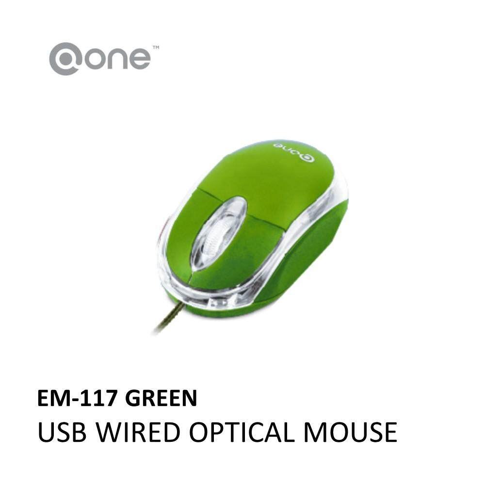 @ONE EM-117 WIRED OPTICAL MOUSE Malaysia