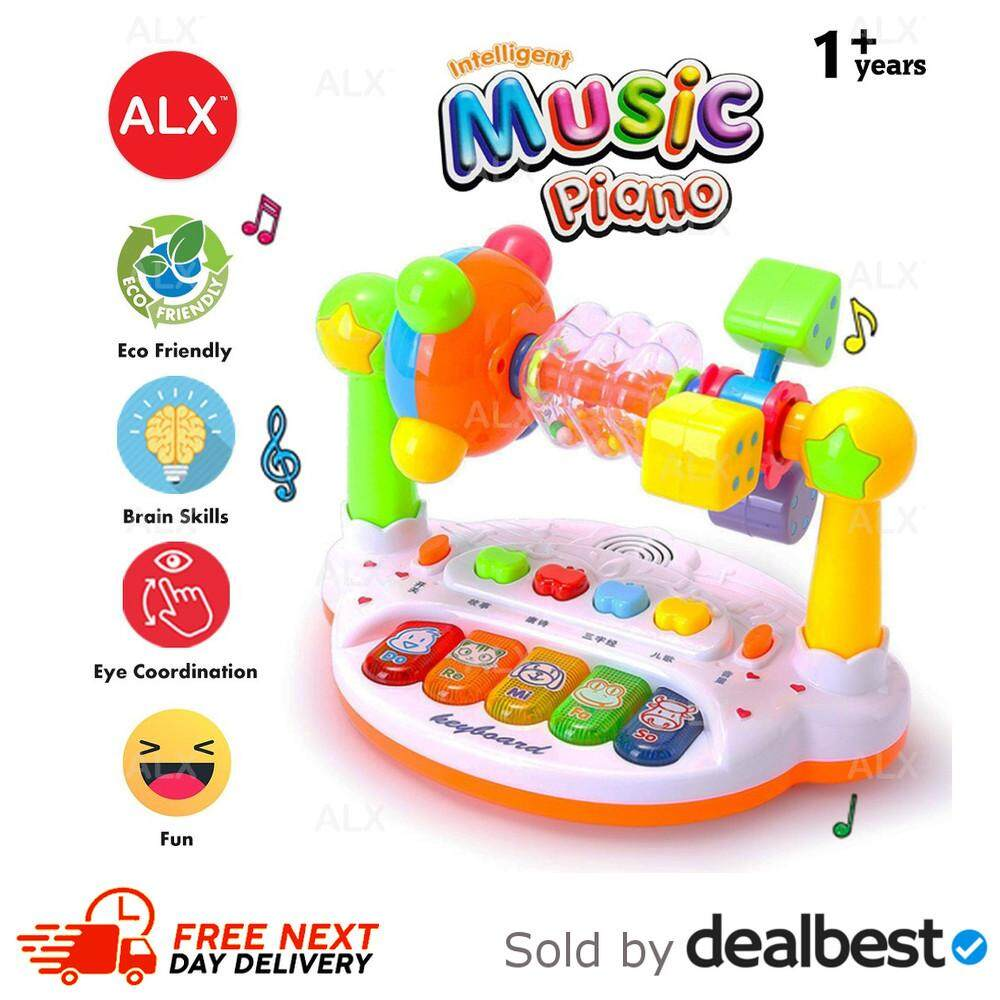 Alx Intelligent Music Piano Toys Education Early Learning Musical Toys Ps958 4 By Dealbest.