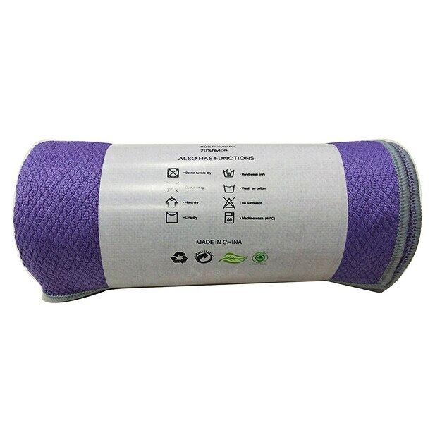 Bảng giá 186Cm Pilates Chăn Thể Dục Thể Thao Thảm Tập Không Trượt Khăn Trải Thảm Tập Yoga Khăn Chống Trượt Microfiber Yoga shop Khăn