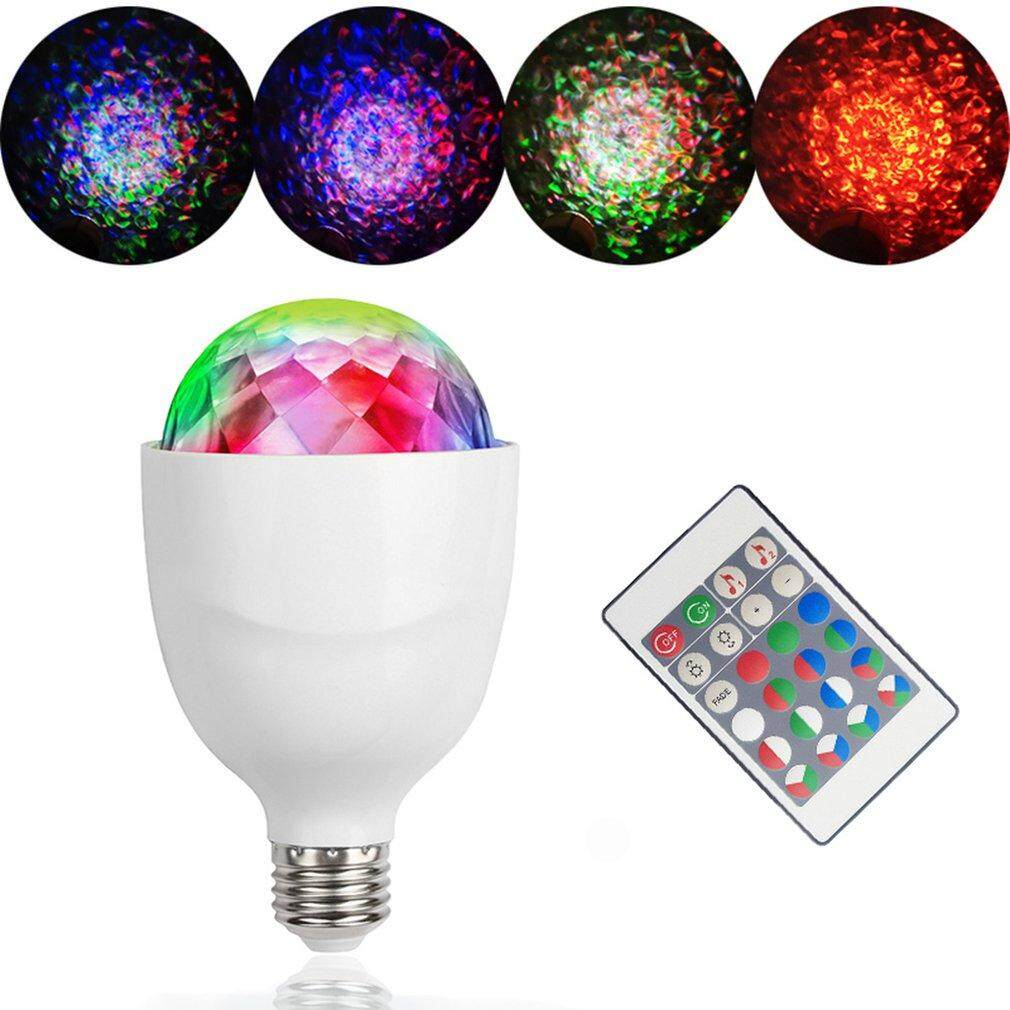 Osman Led Crystal Magic Ball Stage Light Wave Flame Effect Pattern Disco Laser Light By Osmanthus.