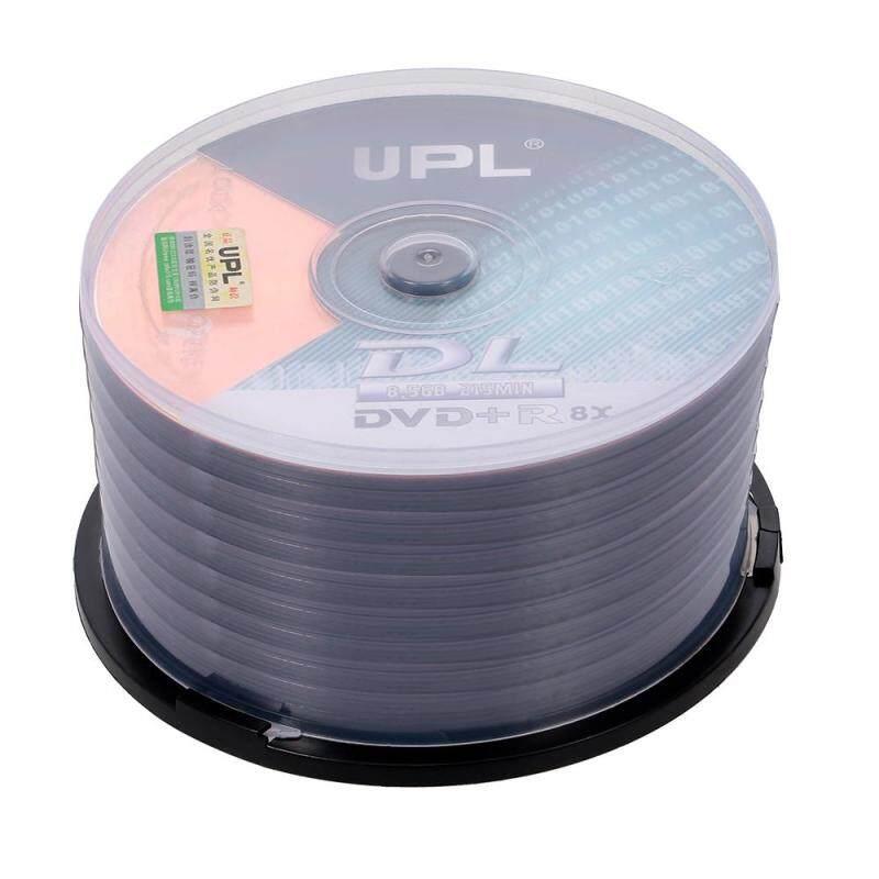50PCS 215MIN 8X DVD+R DL 8.5GB Blank Disc DVD Disk For Data & Video