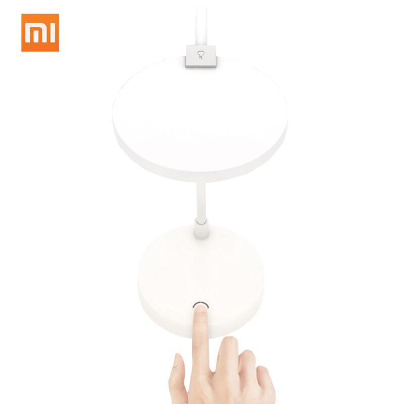 Đèn Bàn LED Xiaomi COOWOO U1, Đèn Ngủ Để Bàn Thông Minh Bảo Vệ Mắt Ánh Sáng Có Thể Điều Chỉnh 2 X USB Điện Thoại Di Động Cung Cấp Để Đọc Sách Học Tập Làm Việc