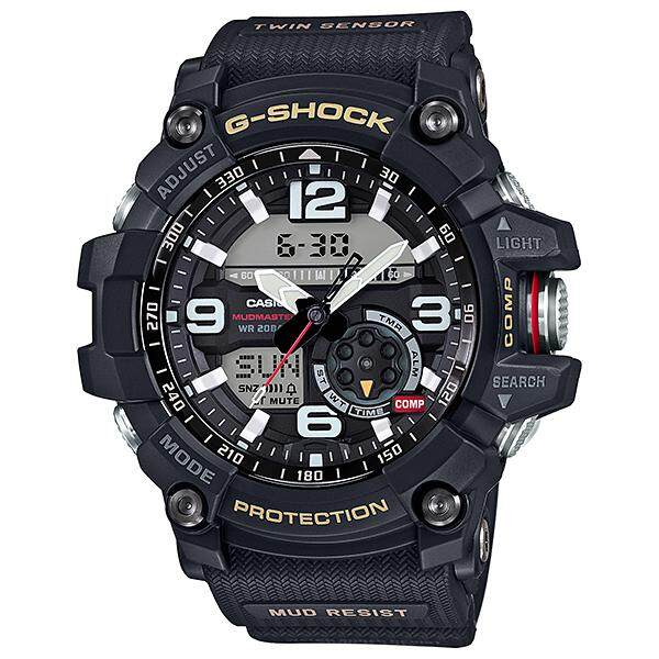 SPECIAL PROMOTION G..SHOCK_ DUAL TIME RUBBER STRAP WATCH FOR MEN Malaysia
