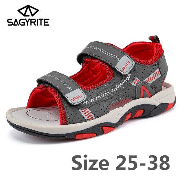 Giày Sneaker SAGYRITE Cho Bé Trai Giày Sandal Đi Biển Trẻ Em Giày Thể Thao Ngoài Trời Mùa Hè